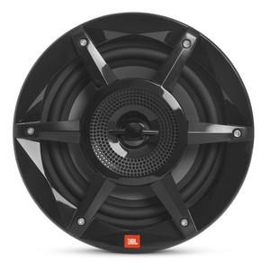 """JBL 6.5"""" Coaxial Marine RGB Speakers - STADIUM Series - Black [STADIUMMB6520AM]"""