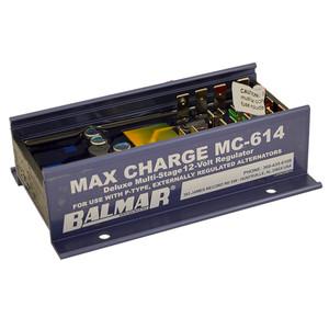 Balmar Max Charge MC-614 Multi-Stage Regulator w\/o Harness - 12V [MC-614]