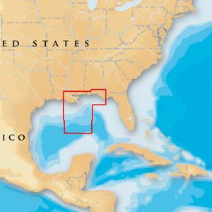 Navionics Platinum+ - Gulf of Mexico Central - microSD\/SD [MSD\/651P+]