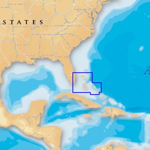 Navionics Platinum+ - North Bahamas - microSD\/SD [MSD\/699P+]