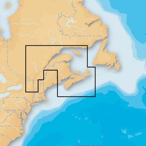 Navionics Platinum+ - Nova Scotia & St. Lawrence River - microSD\/SD [MSD\/902P-2]
