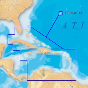 Navionics Platinum+ Caribbean - microSD\/SD [MSD\/908P-2]