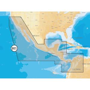 Navionics Platinum+ Mexico\/Central America - microSD\/SD [MSD\/911P-2]