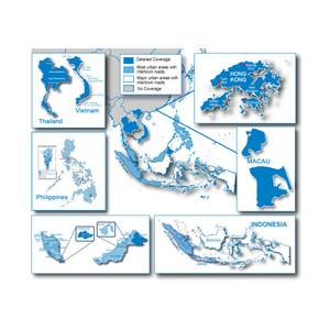 Garmin City Navigator - Southeast Asia NT - microSD\/SD [010-11652-00]