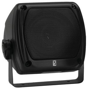 Poly-Planar Subcompact Box Speaker - (Pair) Black [MA840B]