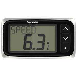 Raymarine i40 Speed Display System w\/Thru-Hull Transducer [E70140]