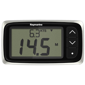 Raymarine i40 Bidata Display System w\/Thru-Hull Transducers [E70145]