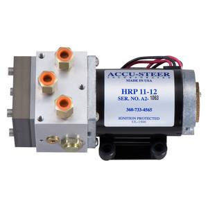 Accu-Steer HRP11-12 Hydraulic Reversing Pump Unit - 12 VDC [HRP11-12]