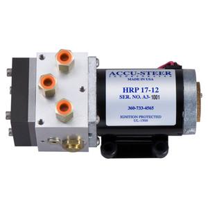 Accu-Steer HRP17-12 Hydraulic Reversing Pump Unit - 12 VDC [HRP17-12]