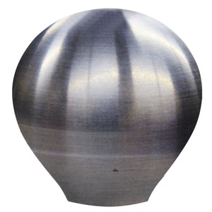 "Ongaro Shift Knob - 1-1\/2"" - Smooth SS Finish [50030]"