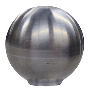 "Ongaro Shift Knob - 1-"" - Smooth SS Finish [50040]"