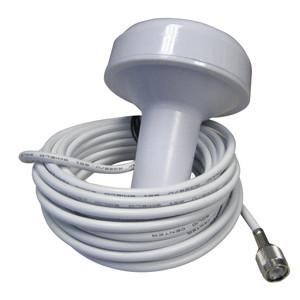 ComNav Passive GPS Antenna w\/8M Cable-TNC Connector [31410018]