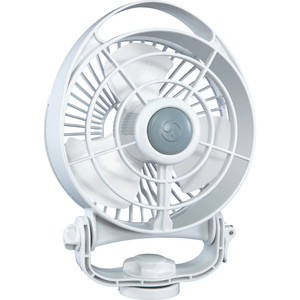 "Caframo Bora 748 24V 3-Speed 6"" Marine Fan - White [748CA24WBX]"