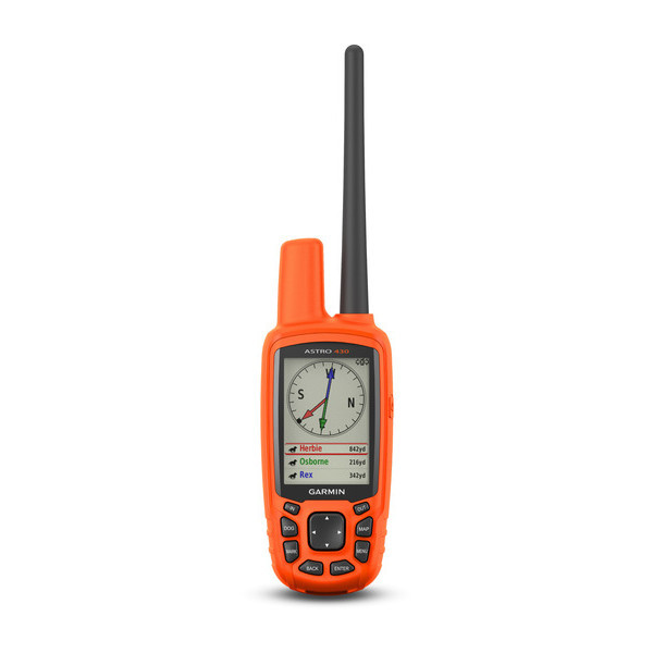 Garmin Astro 430 handheld only