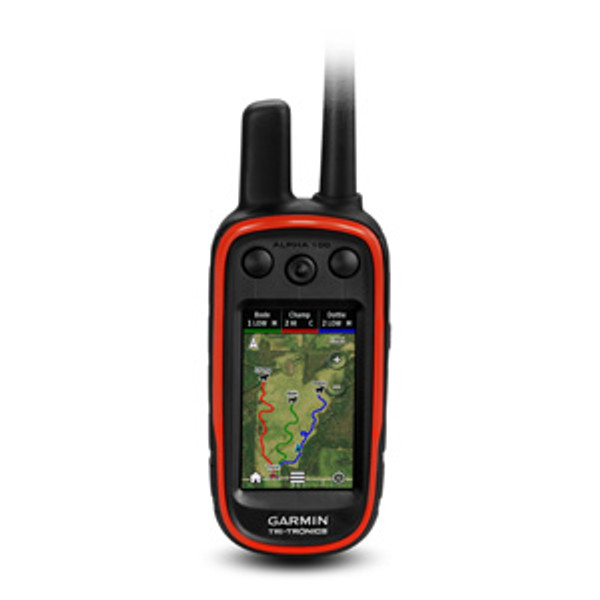 Garmin Alpha 100 handheld only