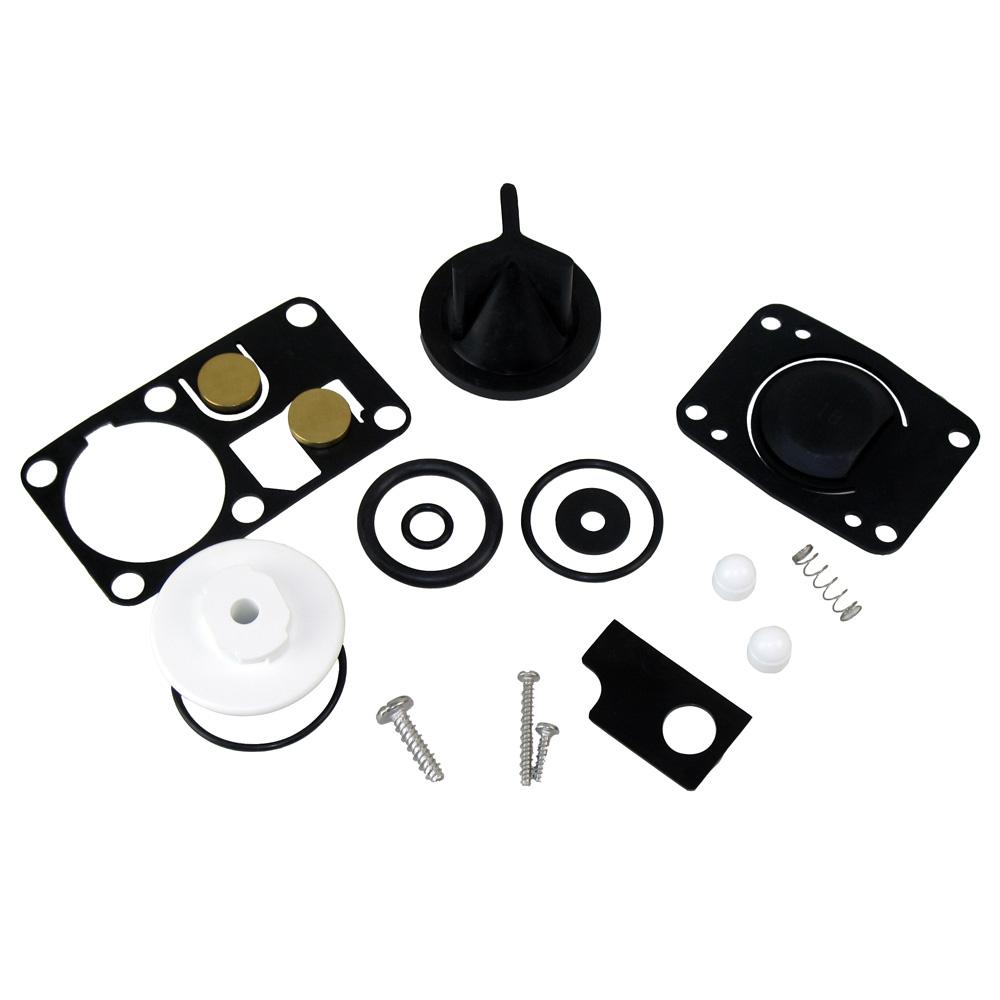 Jabsco Service Kit f//Quiet Flush 37045//37245 Series 90197-0000