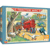Tractor Mac Right Fit - Out for a Ride 60 Piece Jigsaw Puzzle