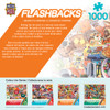 Flashbacks Breakfast of Champions 1000 Piece Jigsaw Puzzle