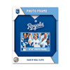Kansas City Royals Uniformed Frame