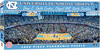 North Carolina 1000 Piece Basketball Stadium Panoramic Puzzle