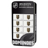 Vegas Golden Knights Double-Six Dominoes