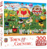 Town & Country Flights of Fancy - Large 300 Piece EZGrip Jigsaw Puzzle
