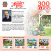 Memory Lane Welcome to Heaven Large 300 Piece EZGrip Jigsaw Puzzle by Alan Giana
