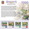 Hometown Gallery Sunday Meeting - 1000 Piece Jigsaw Puzzle