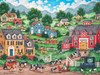 Heartland Collection The Curious Calf - 550 Piece Jigsaw Puzzle by Bonnie White
