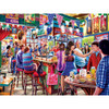 Drive-Ins, Diners, and Dives - Duffy's Sports & Suds - 550 Piece Jigsaw Puzzle