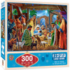 Holiday Away in a Manger 300 Piece EZ Grip Puzzle