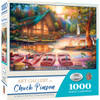 Chuck Pinson Gallery - Seize the Day 1000 Piece Jigsaw Puzzle