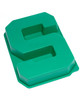 """Michigan State Spartans """"S"""" Cake Pan with Stand"""