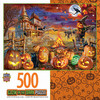 Halloween Glow in the Dark -All Hallow's Eve 500 Piece Jigsaw Puzzle
