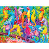 Glow in the Dark Right Fit - Singing Seahorses 60 Piece Jigsaw Puzzle