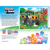 Tractor Town Farmer Miller's Pond - Tractors 60 Piece Kids Puzzle
