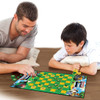Tractor Town Checkers Board Game
