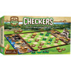 National Parks Checkers Board Game