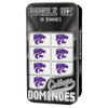 Kansas State Double-Six Dominoes
