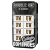 Wyoming Dominoes Double-Six Dominoes