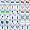 Seattle Seahawks NFL Matching Game