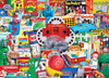 Flashbacks Let the Good Times Roll 1000 Piece Jigsaw Puzzle