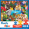 Family Hour Marvelous Kittens Large 400 Piece EZGrip Jigsaw Puzzle