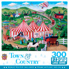 Town & Country - Jolly Time Circus - Large 300 Piece EZGrip Jigsaw Puzzle