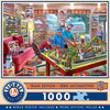 Lionel Trains - The Boy's Playroom - 1000 Piece Jigsaw Puzzle