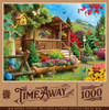 Time Away - Summerscape 1000 Piece Jigsaw Puzzle