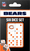 NFL Chicago Bears Dice Pack
