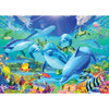 Lenticular - Along the Reef - 500 Piece Jigsaw Puzzle