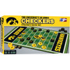 Iowa Checkers Board Game