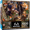 Realtree - Forest Gathering 1000 Piece Jigsaw Puzzle